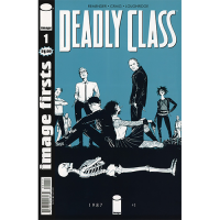 Image Firsts Deadly Class 1