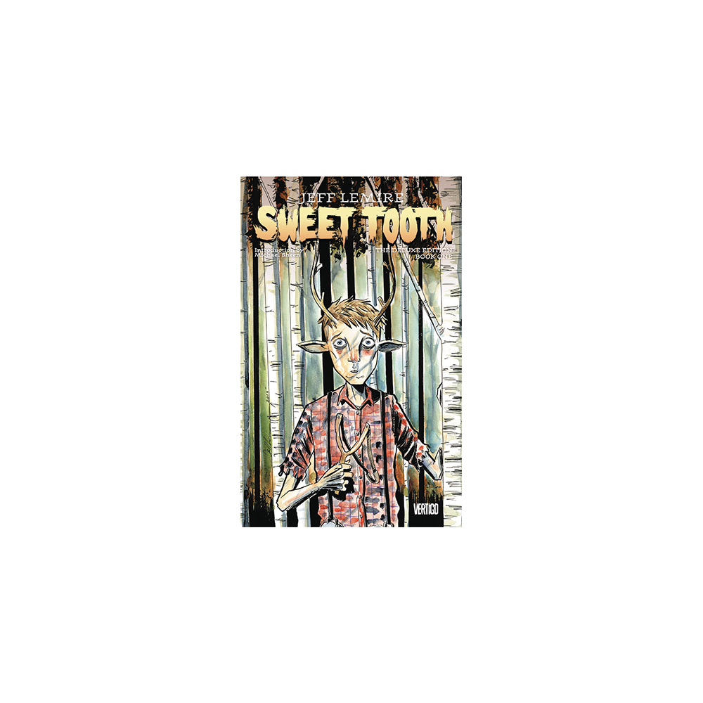 Sweet Tooth Deluxe Ed HC Book 01
