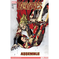 Limites Series - Zombies Assemble