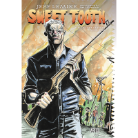 Sweet Tooth Deluxe Ed HC Book 02