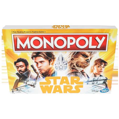 Star Wars Monopoly (Han Solo)