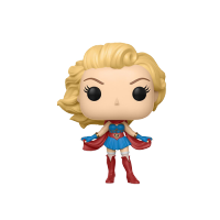 Funko Pop: DC Comics Bombshells - Supergirl