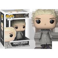 Funko Pop: Game of Thrones - Daenerys (White Coat)