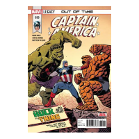 Story Arc - Captain America - Out of Time