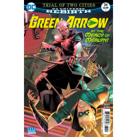 Story Arc - Green Arrow - Trial of Two Cities