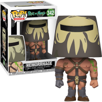 Funko Pop: Rick and Morty - Hemorrage