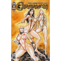 Limited Series - Cavewoman - The Battle Against Ankha's Brood