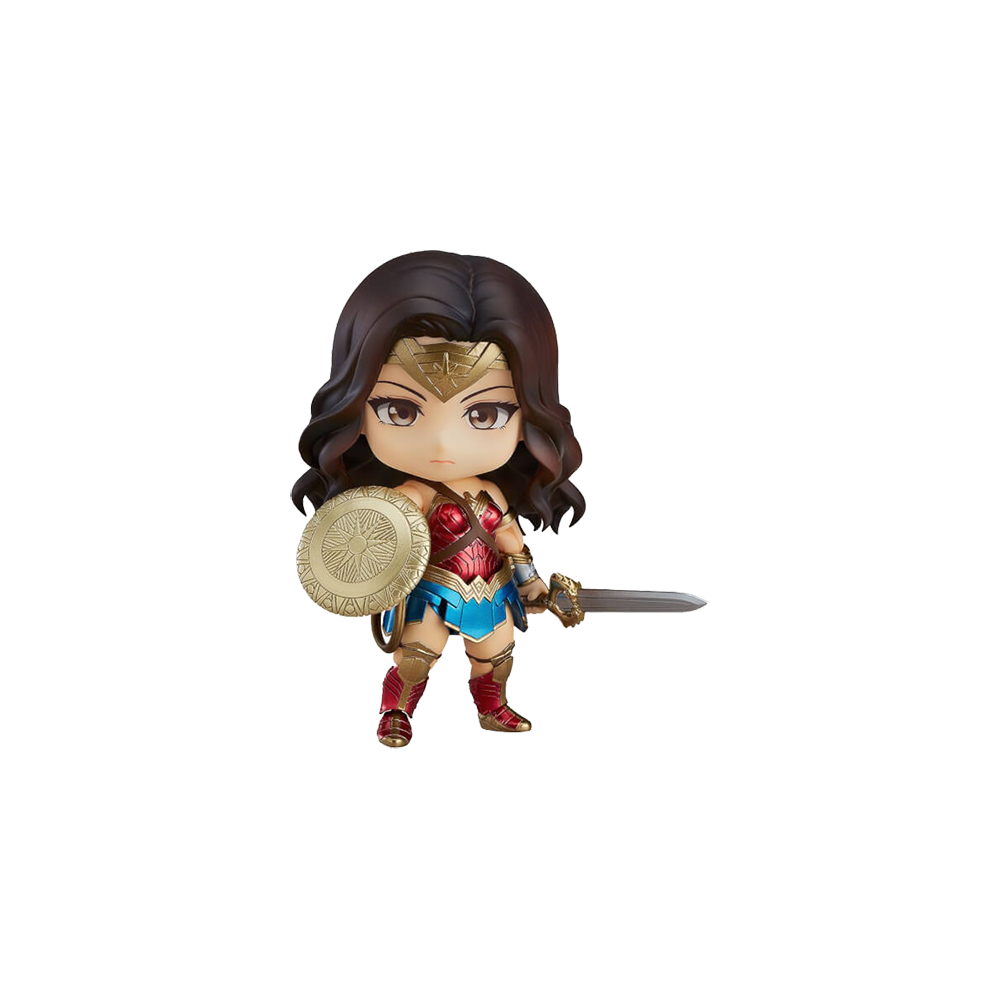 Wonder Woman Movie Nendoroid Action Figure Wonder Woman Hero's Edition 10 cm