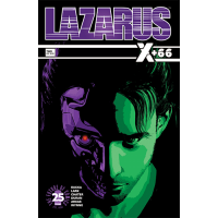 Limited Series - Lazarus X+66