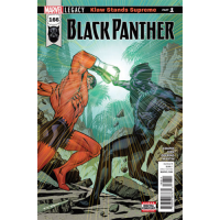 Story Arc - Black Panther - Klaw Stands Supreme