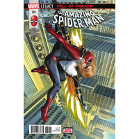 Story Arc - Amazing Spider-Man - Fall of Parker