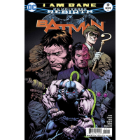 Story Arc - Batman - I am Bane