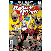 Story Arc - Harley Quinn - Red Meat