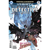 Story Arc - Batman Detective Comics - Intelligence