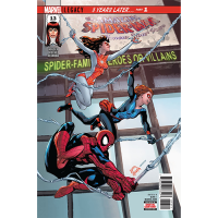 Story Arc - Amazing Spider-Man Renew Your Vows - 8 Years later