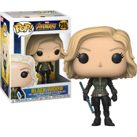 Funko Pop: Avengers: Infinity War - Black Widow