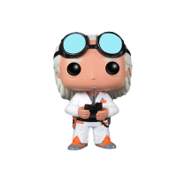 Funko Pop: Back To The Future - Doc Brown