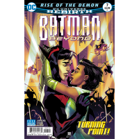 Story Arc - Batman Beyond - Rise of the Demon