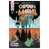 Story Arc - Captain Marvel - Dark Origins