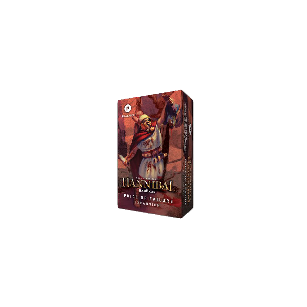 Hannibal and Hamilcar Price of Failure Expansion