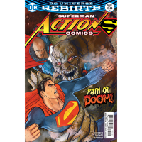 Story Arc - Action Comics - Path to Doom