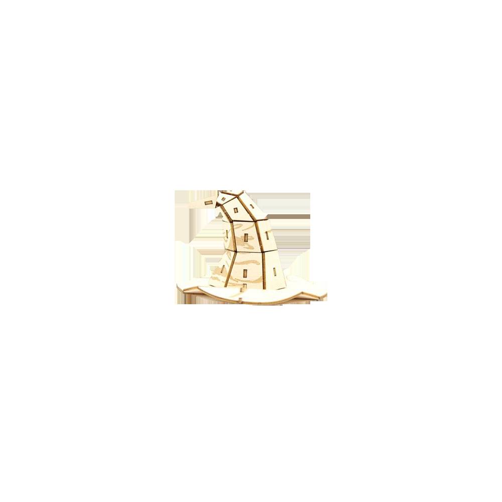 Harry Potter IncrediBuilds 3D Wood Model Kit Sorting Hat