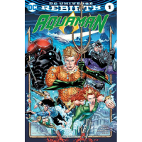 Story Arc - Aquaman - The Drowning