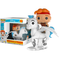 Funko Pop Rides: Hercules - Hercules and Pegasus