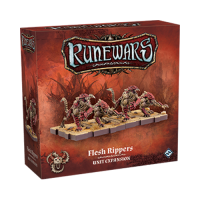 Runewars Miniatures Game - Flesh Rippers