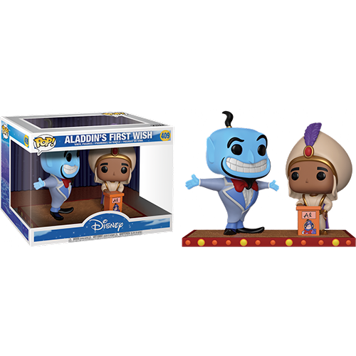 Funko Pop: Aladdin - Movie Moments: Aladdin's First Wish