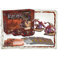 Runewars Miniatures Game - Spined Threshers