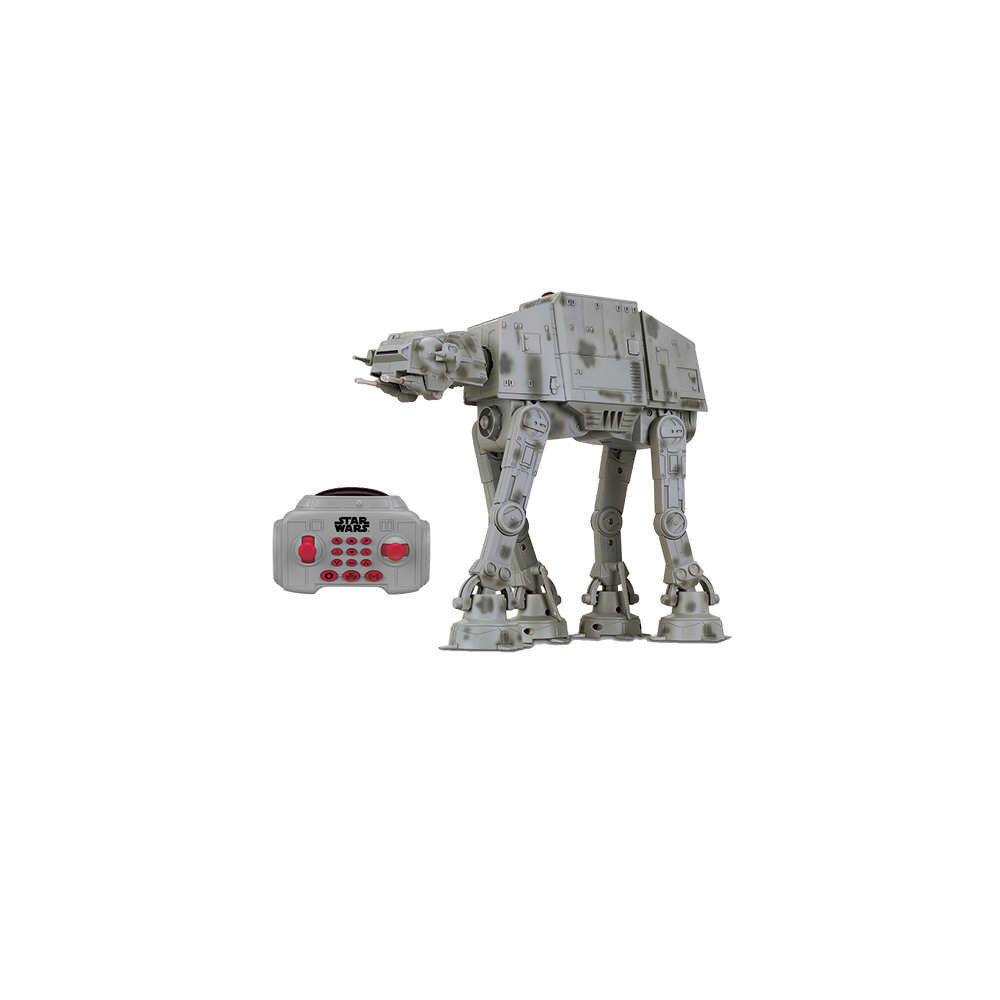 Star Wars RC Vehicle with Sound & Light Up U-Command AT-AT