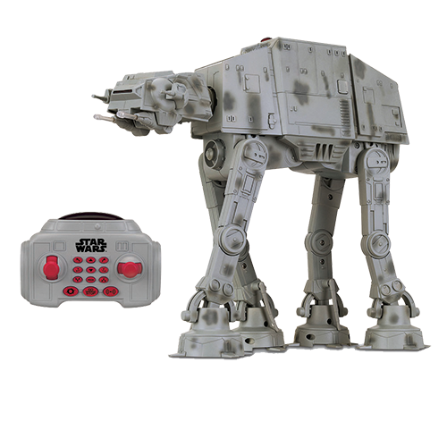 Figurină: Star Wars RC Vehicle with Sound & Light Up U-Command AT-AT