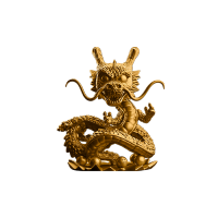 Funko Pop: Dragonball Z - Shenron Dragon Gold