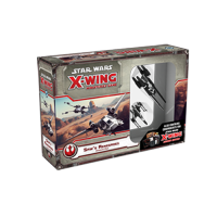 Star Wars: X-Wing Miniatures Game – Saw's Renegades Expansion Pack
