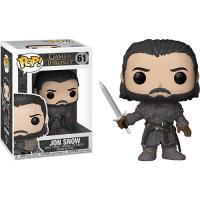 Funko Pop: Game of Thrones - Jon Snow (Beyond the Wall)