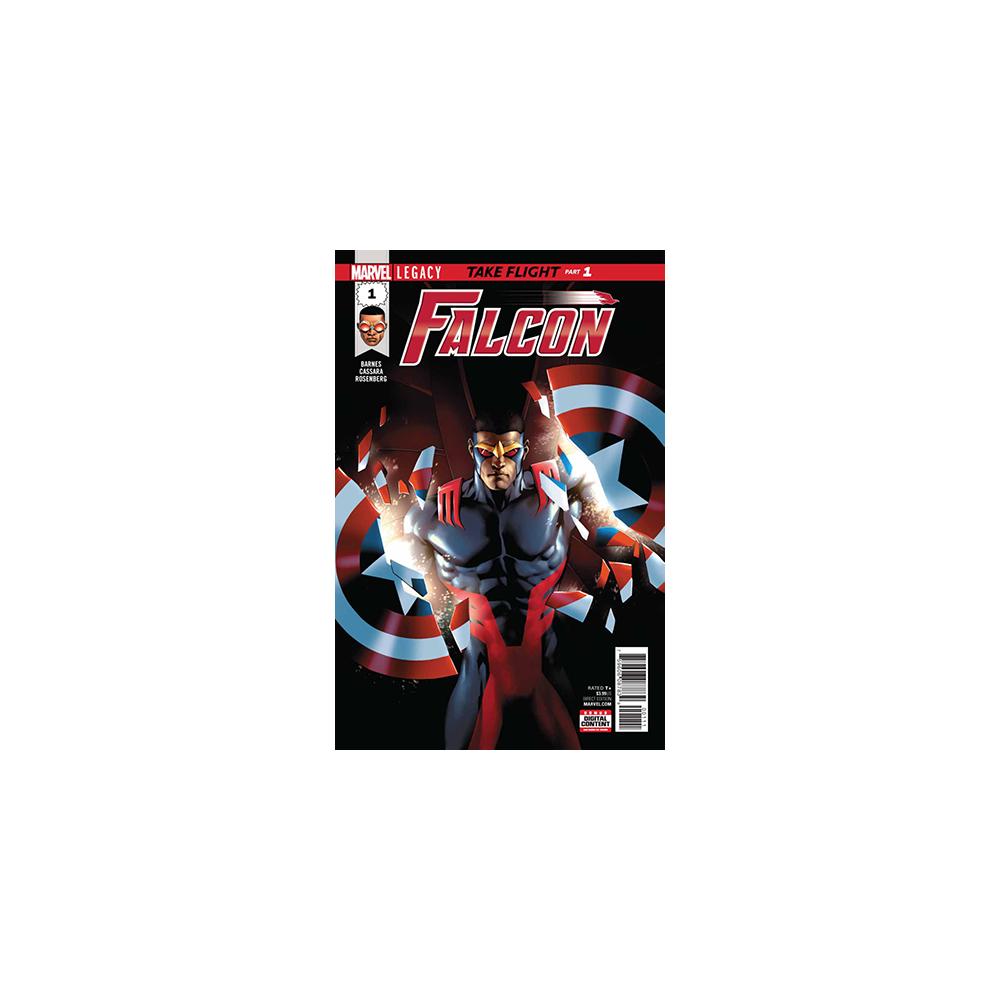 Story Arc - Falcon - Take Flight