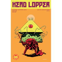 Story Arc - Head Lopper - And the Crimson Tower