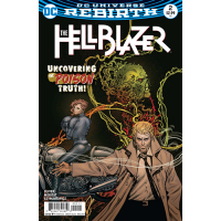 Story Arc - Hellblazer - The Poison Truth