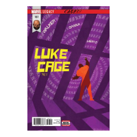 Story Arc - Luce Cage - Caged!