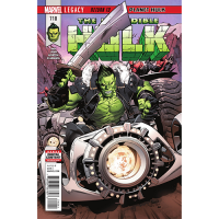Story Arc - Incredible Hulk- Return to Planet Hulk