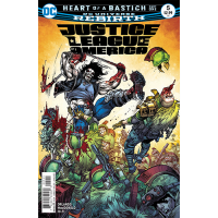 Story Arc - JLA - Heart of a Bastich