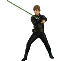 Star Wars Episode 6 Luke Skywalker Artfx Statue