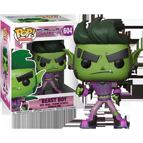 Funko Pop: Teen Titans Go! - The Night Begins To Shine - Beast Boy