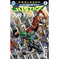 Story Arc - Justice League - Endless