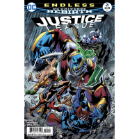 Story Arc - Justice League - Endless