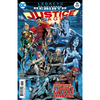 Story Arc - Justice League - Legacy