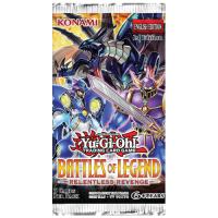 Yu-Gi-Oh!: Battles of Legend - Relentless Revenge Booster Pack