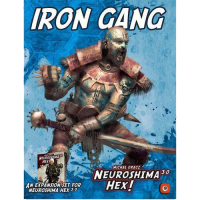 Neuroshima Hex 3.0 – Iron Gang