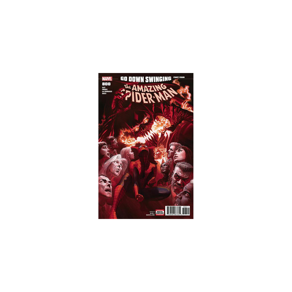 Amazing Spider-Man 800 (Legacy)